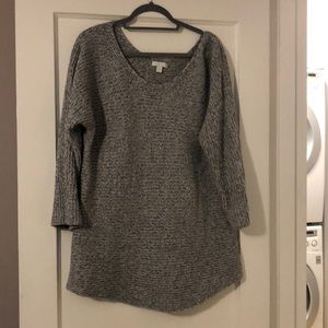 Like new chunky off the shoulder sweater